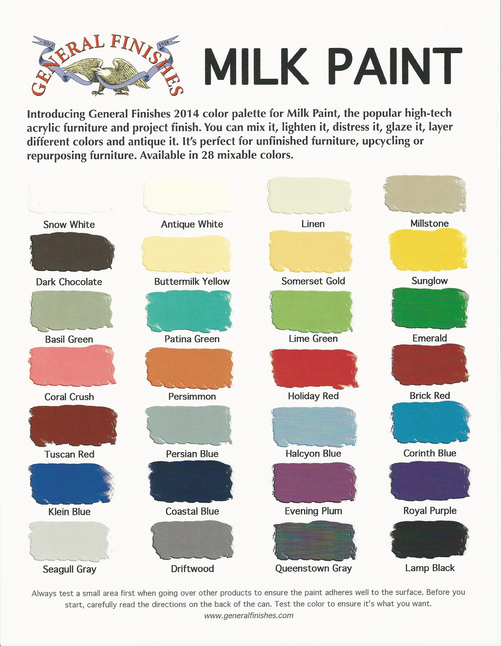 Color Chart For Kitchen Cabinets Paint